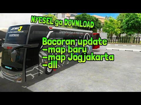 Ada map Jogjakarta - Bocoran update Es bus simulator Indonesia 3 - 동영상