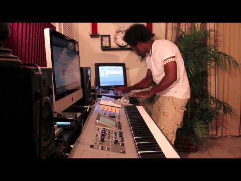 African beat making