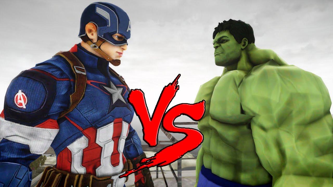 the incredible hulk vs