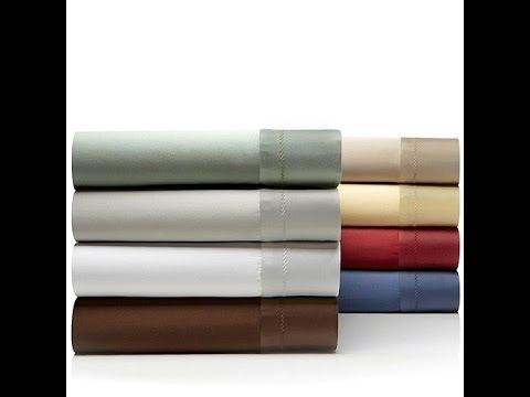 Alexa Hampton Home 400 Thread Count Cotton Sheet Set