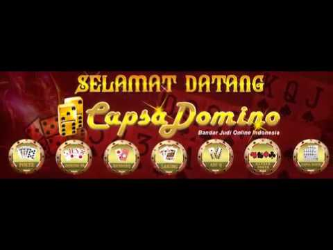 Capsadomino Com Agen Capsa Dominoqq Agen Domino Bandar Sakong Bandarq Online Indonesia Youtube
