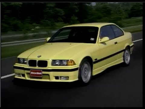 motorweek retro review 39 94 bmw e36 318i vert m3 youtube. Black Bedroom Furniture Sets. Home Design Ideas