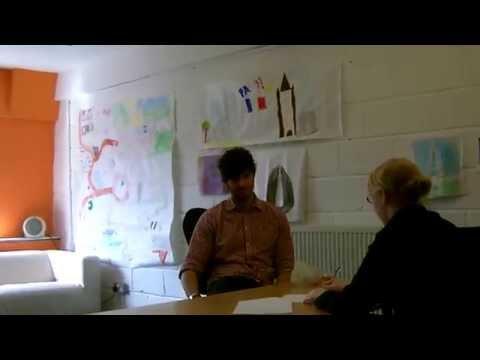Interview Kim with Tom Alexander