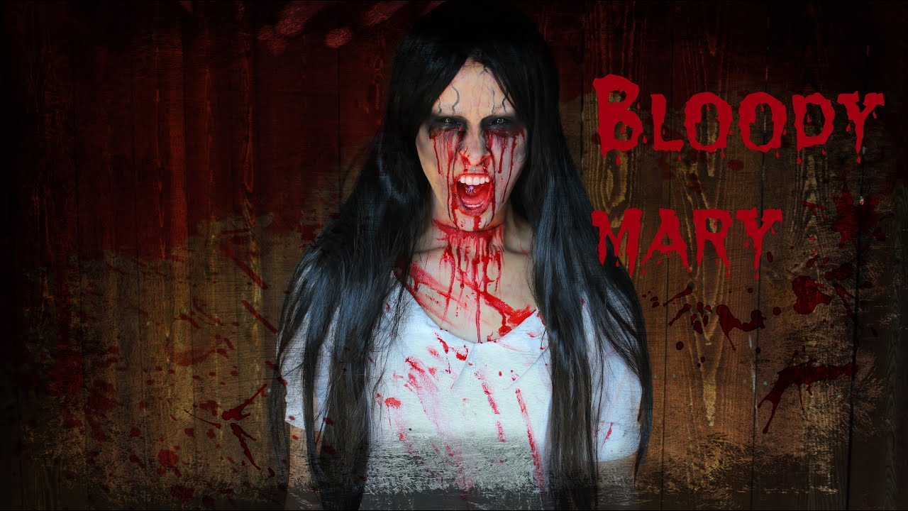 Bloody Mary Makeup Tutorial | Halloween 2015 - YouTube