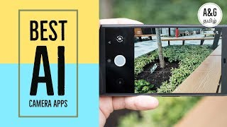 BEST AI CAMERA APPS [APPS & GAMES TAMIL]