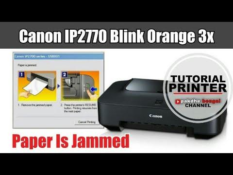 servisprinter #fixprint #ip2770blink3x #servisprintersurabaya Printer Canon iP2770 blink / berkedip .