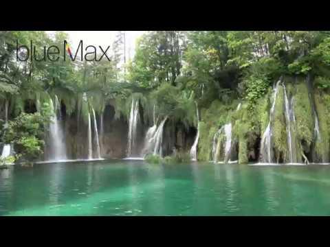 Plitvice Lakes National Park, Croatia 4K www.bluemaxbg.com