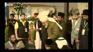 BBC News Ahmadiyya Muslim Convention