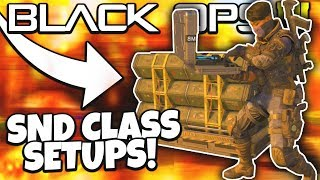 BLACK OPS 4: BEST SND CLASS SETUPS!