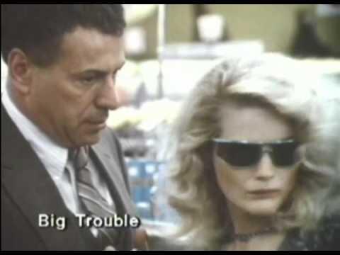 Big Trouble Trailer 1986