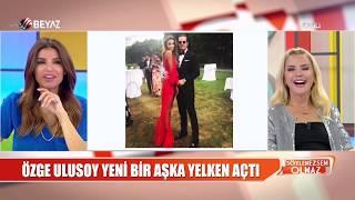 Özge Ulusoy'un yeni sevgilisi Ece Erken'in sinirlerini bozdu!