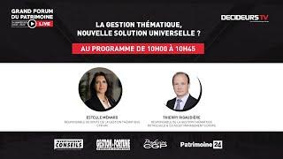 La chaîne Finance & Patrimoine