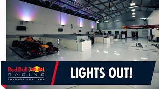 Last one to leave, please turn the lights out! F1 shuts down for the summer