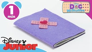 Doc McStuffins | Craft Tutorial: Doc