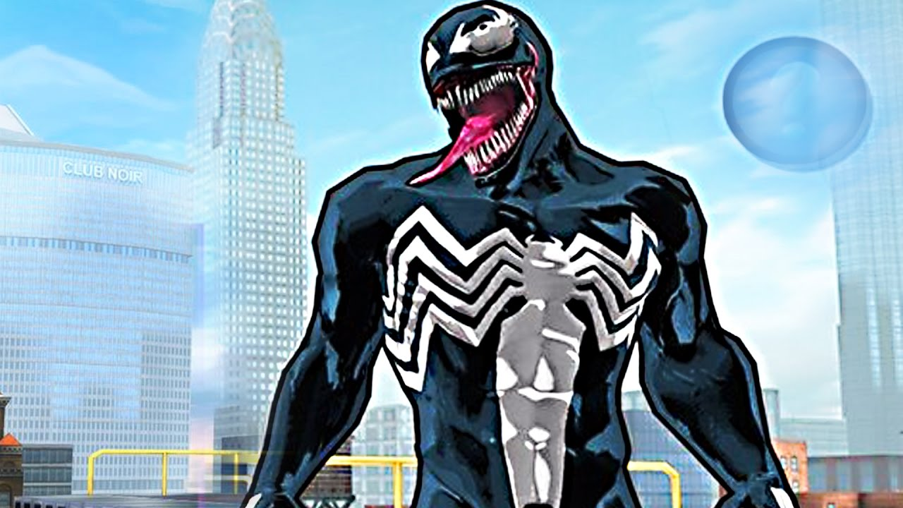 spider-man unlimited - original venom overview - youtube