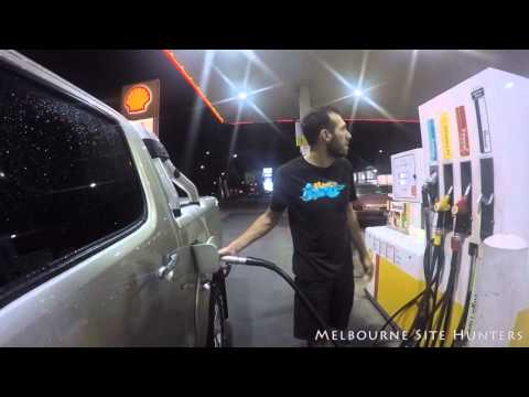 How To Fill up Diesel in Australia - Shell Petrol Station