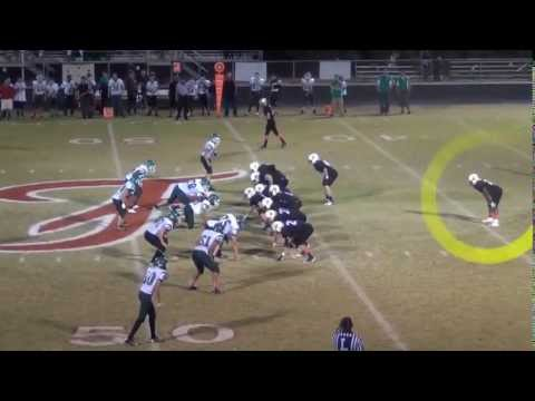 Nick Brown Florence Football Senior Highlights