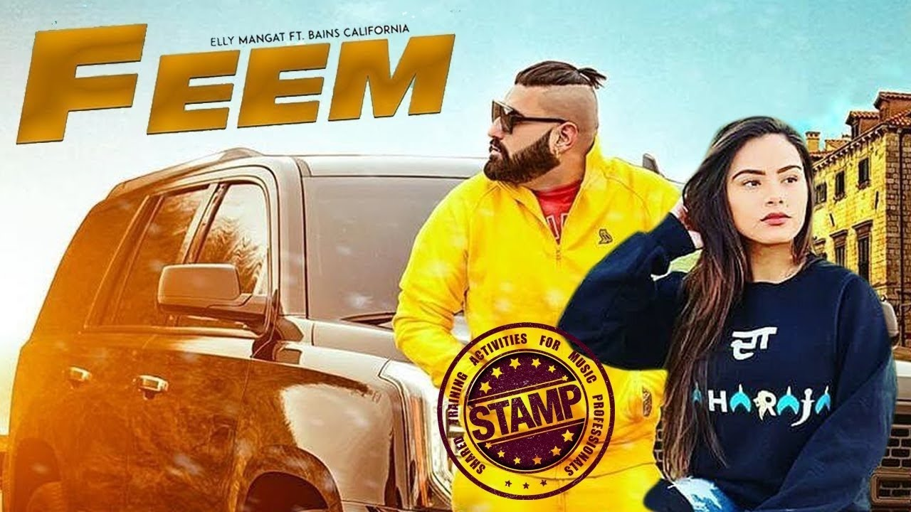 ⚔️ Feem ⚔️ | Elly Mangat ? & DJ Vishal ? | Bass Booster Punjabi Songs 2019