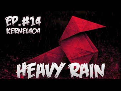 Heavy Rain: 3 Muertes #14 por KERNEL404 (Live Gameplay/Comentado)