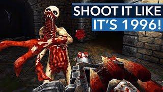 WRATH ist ein toller Shooter. Die Story dahinter ist sogar noch besser! - Live-Mitschnitt