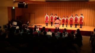 氷見市の女性声楽家、磯島由佳子先生が主催する小学生のコーラスユニット「音楽寺子屋」。彼女らの中から将来大スターが出現するかもしれま...
