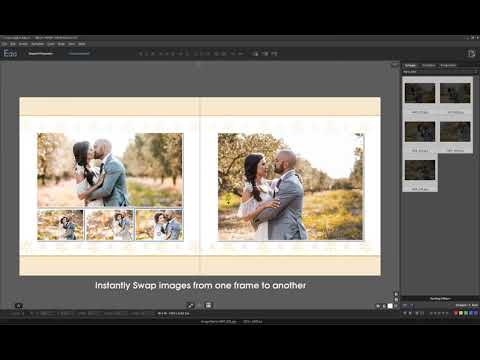 Eda 3 5 Introduction The Best Album Designing Software For Wedding Event Photographers Youtube