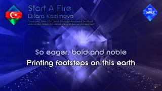 "Dilara Kazimova - ""Start A Fire"" (Azerbaijan) - [Instrumental version]"