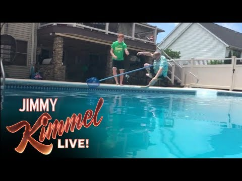 Thumbnail: YouTube Challenge – Hey Jimmy Kimmel, I Told My Dad I Love Him