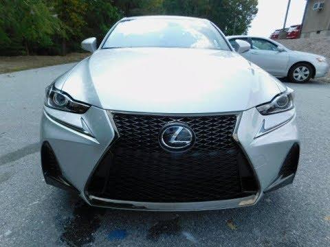 BRAND NEW 2018 Lexus IS 200T F-SPORT 970. NEW MODEL ...