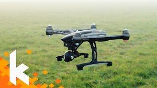 Beste 4K-Kamera Drohne? Yuneec Q500 4K Review!