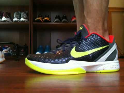 034dc855db2d Nike Zoom Kobe VI Chaos - YouTube