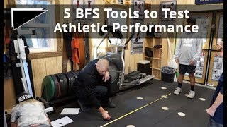 5 BFS Tools to Test Athletic Performance
