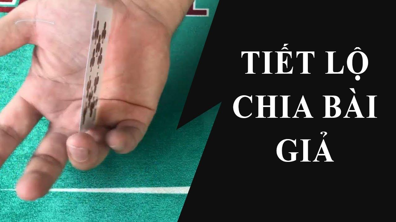 Bí Kiếp Thần Bài PokerTuấn Tiết Lộ Chia Bài Giả