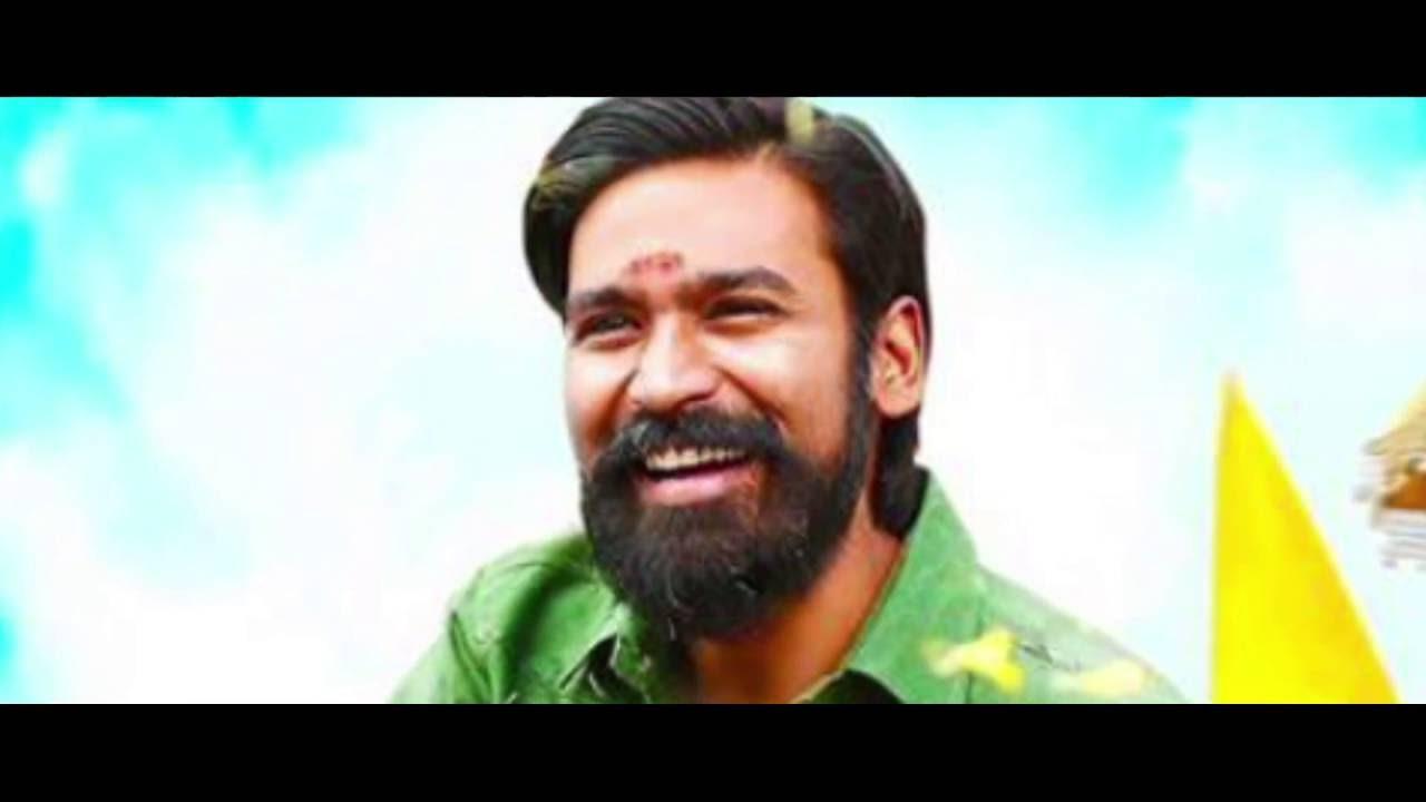 kodi - video song stills , dhanush mass looking hd - youtube