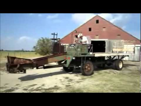 United Manufacturers 710 Hay Monster bale wagon | no-reserve Internet  auction August 31, 2011