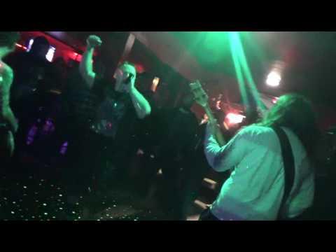 SHORT TEMPER (Los Angeles, CA) live @ LA CUEVA BAR (El Monte, CA) 1/13/2017