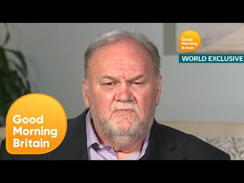 """""""I'm a Footnote in One of the Greatest Moments in History"""" Says Thomas Markle 
