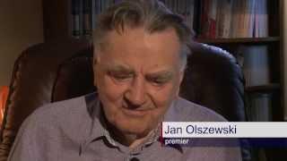 Wywiad z Premierem Janem Olszewskim