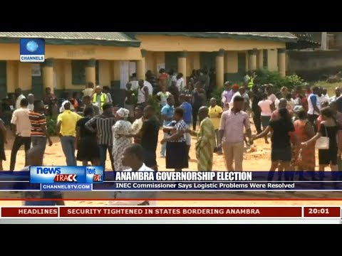 Anambra Election: Voting Ends,Counting Of Ballot Papers Begin