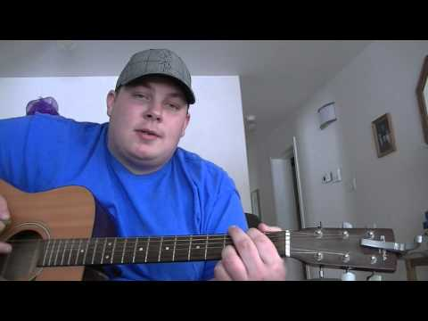 Livin Part of Life - Eric Church (cover)