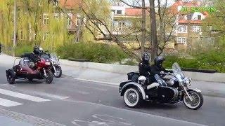 Tabunada 2016 - Parada motocykli ulicami Olsztyna