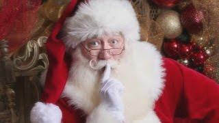 Did a sick boy die in santa's arms? questions raised as story can't be verified
