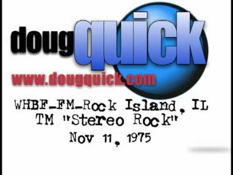 WHBF-FM November 1975