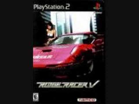 Ridge Racer V - Tsui Tsui