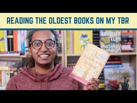 Reading The Oldest Books On My TBR