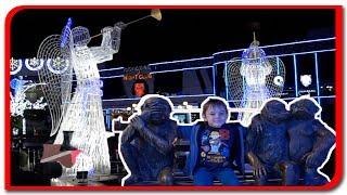 O lume de vis la SOHO Square Sharm El Sheikh  VLOG Bogdan`s Show
