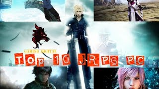 Top 10 JRPG Games For PC Of All Time