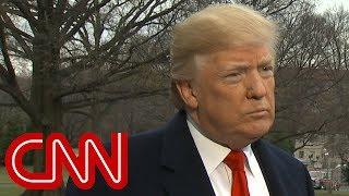 Trump on Michael Flynn pardon: Let