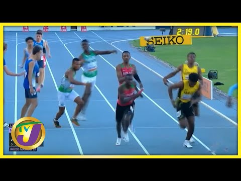 World Athletics U20 Championships Review - August 22 2021