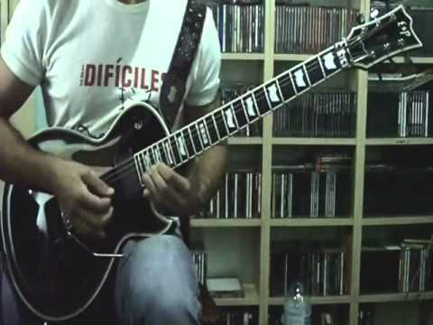 "Europe ""Coast to coast"" solo cover(Kee Marcello)."